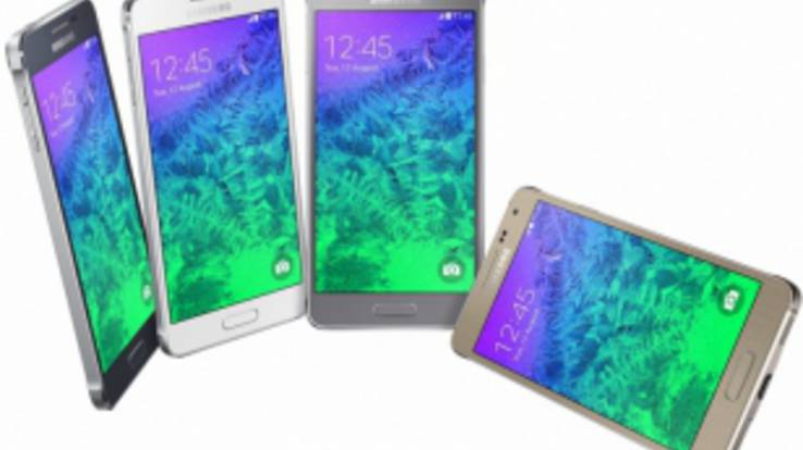Samsung випускає новий смартфон