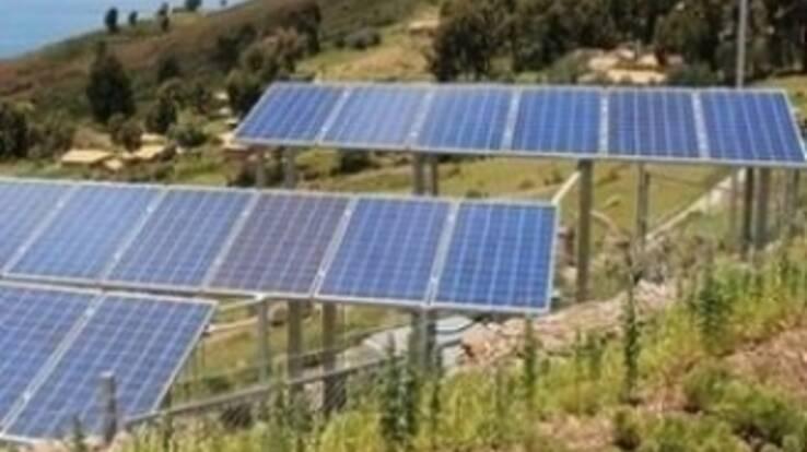 В Украине надвигается бум в строительстве солнечных электростанций