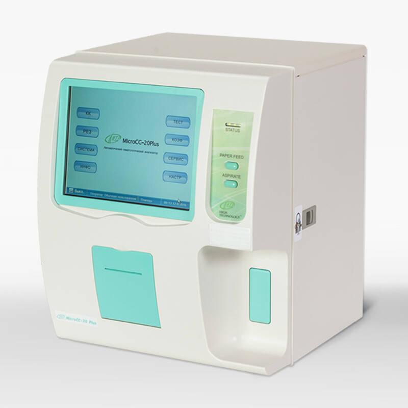 Автоматичний Гематологічний аналізатор MicroCC-20Plus, HTI, США