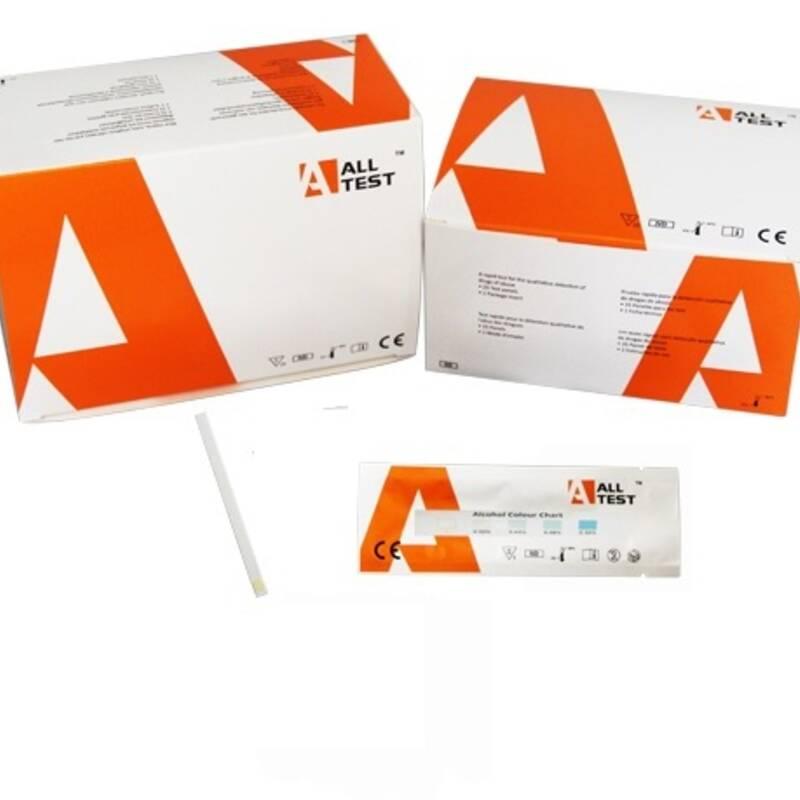 Швидкий тест на 10 наркотиків  тест-касета  сеча