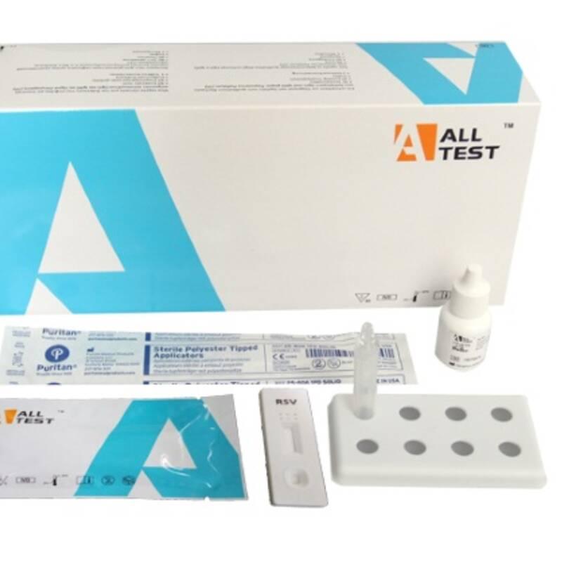 Быстрый тест на ротавирус аденовiрус астровирус норовирус комбо IMVD-645