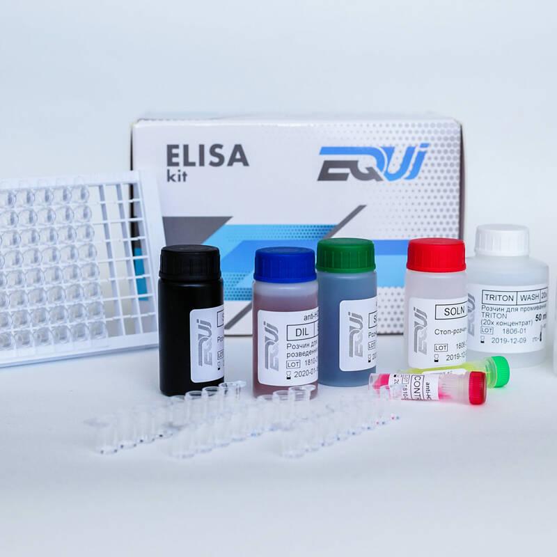 EQUI anti-HCV Different