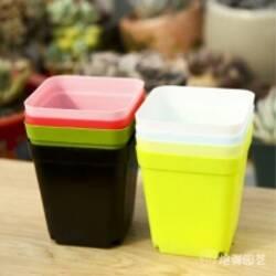 Пластиковые горшки для рассады: классический вид и практичность