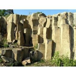 Базальтове лиття та цінність гірської породи