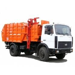 Машина-мусоровоз - основные виды