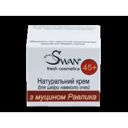 Польза крема с муицном улитки для кожи вокруг глаз по возрастным категориям 25+, 35+, 45+, 55+