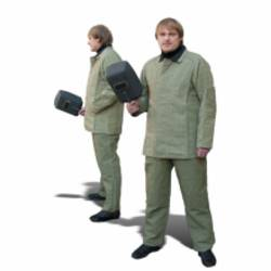 Зварювальний костюм купитиу ТК-Спецодяг: вимоги та характеристики