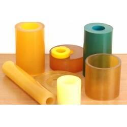 Поліуретанові втулки — сучасний еквівалент гумових та металевих деталей