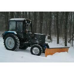 Снегоуборочная коммунальная техника: особенности и разновидности