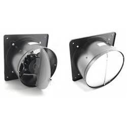 Вытяжной вентилятор с обратным клапаном – функциональность и ничего лишнего