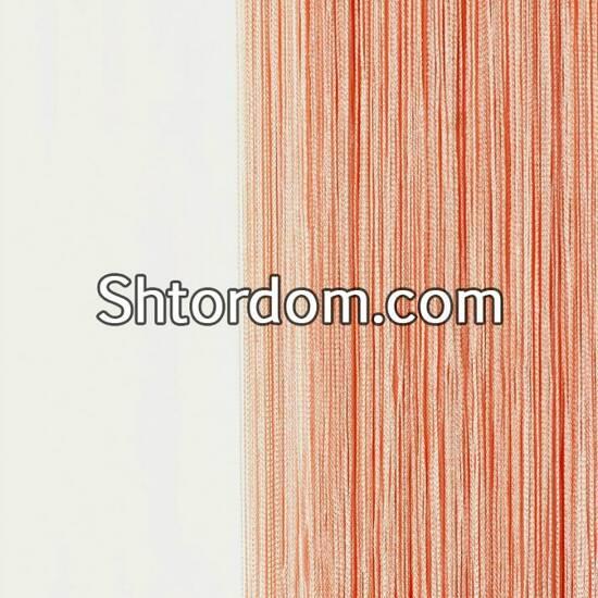 однотона персикова 209