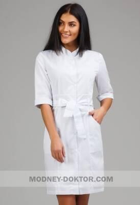 Купити медичні халати і медичні костюми у фірми Модний Доктор cb6ae0708a9c4