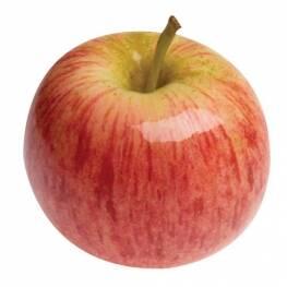 Яблука сорту Гала - красиві і смачні фрукти