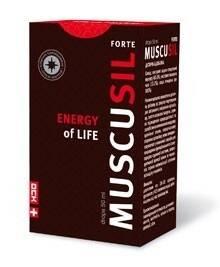 Ефективні препарати для підвищення потенції: Мускусил форте