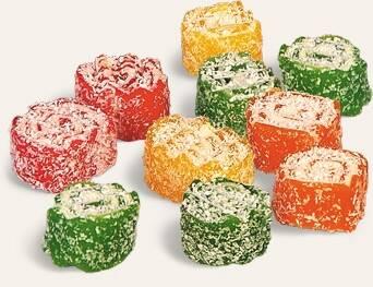 Натуральный мармелад: порадуйте себя вкусными и полезными сладостями!