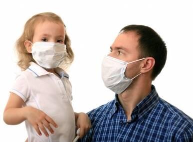 Медична маска знижує ризик зараження вірусами на 60-80%