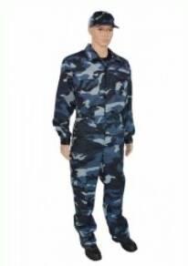 Компания «Торнадо» выпустила новую модель одежды для охраны