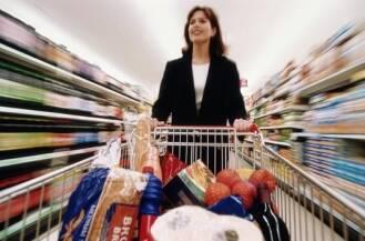 Супермаркеты делают свои товары узнаваемыми