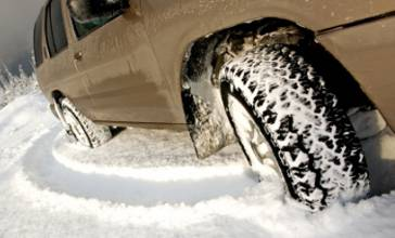 Сезон продажи зимних шин объявлен открытым!