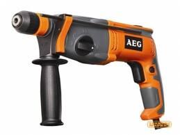 Довгоочікувана новинка в асортименті електроінструментів - перфоратори AEG