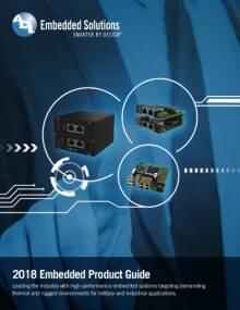 Каталог продукции 2018г. компании ADL Embedded Solutions Inc