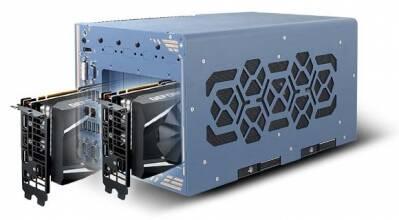 Компания Neousys Technology выпустила  высоконадежную платформу для  встраиваемых приложений Искусственного Интеллекта (ИИ) Nuvo-8208GC с  процессором