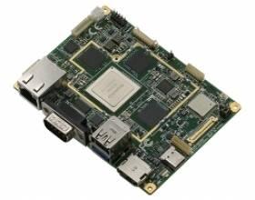 Новый одноплатный компьютер RICO-3399 формата  PICO-ITX – мощность и гибкость для задач Искусственного Интеллекта