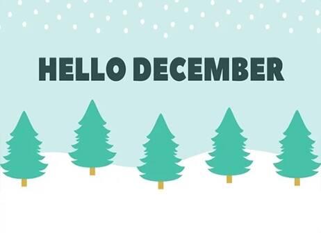 Привет, декабрь!