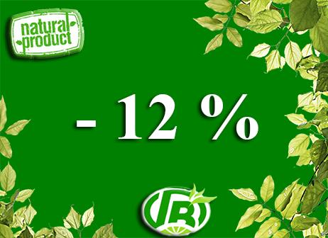 12 продуктов Green-visa со скидкой 12 % + бонус!