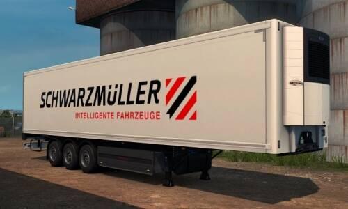 Шварцмюллер Україна пропонує автомобільний причіп за найвигіднішою ціною!