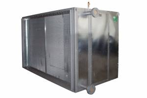 Компанією «Промгазапарат» був виготовлений утилізатор теплоти відпрацьованого сушильного агента