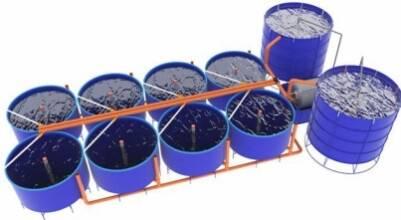 Єдиний в Україні виробник обладнання для рибоводства пропонує товар за вигідними цінами