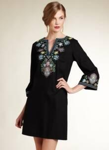 Новинки! Модні вишиті сукні - справжній хіт сезону!