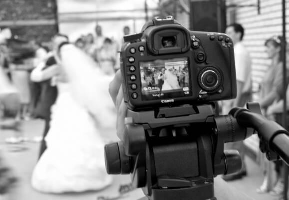Відеозйомка на весіллі: що необхідно знати