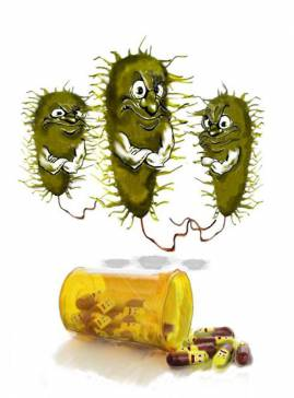 Ген резистентности к антибиотикам обнаружили и в Дании