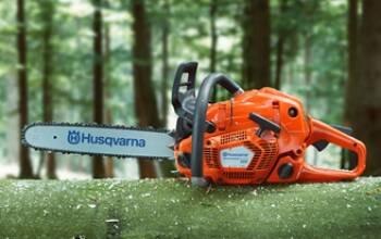 У продаж надійшли нові моделі бензопил Husqvarna