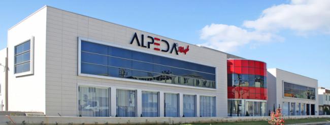 ALPEDA - профессиональное оборудование для парикмахерских
