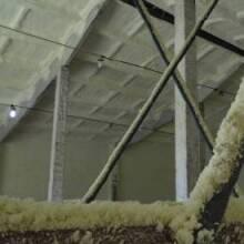 Теплоізоляція овочесховищ — це безпечно та економічно вигідно!