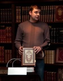 Майстерня «ІВЛ» пропонує співпрацю. Ремонт палітурки книги швидко та якісно!