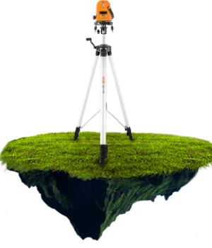Компанія Гео-Кратон тепер проводить високоточні геодезичні дослідження - найсучасніші методи!