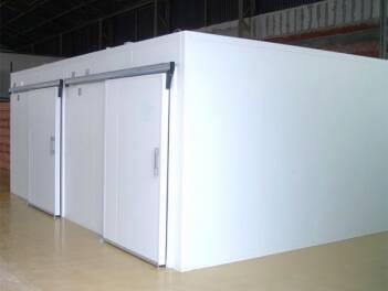 Нова послуга - будівництво холодильних камер «під ключ»!