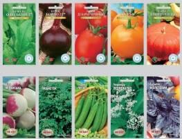 Новинки в мире упаковки для семян!