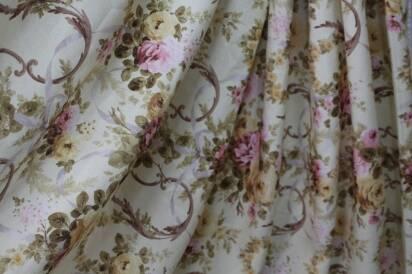 Шторна тканина купити вигідно: новинки в асортименті