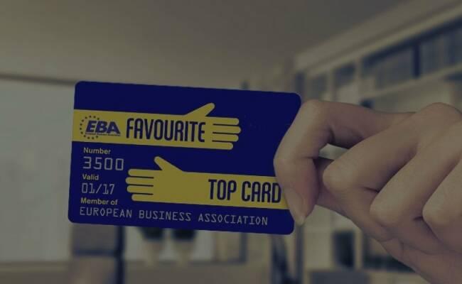 TUI Ukraine сделает скидки держателям EBA Favorite Card