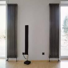 Вертикальные радиаторы становятся все популярнее