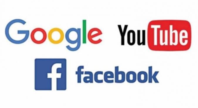 У Верховній Раді хочуть ввести податок на Youtube, Google, Facebook, Apple