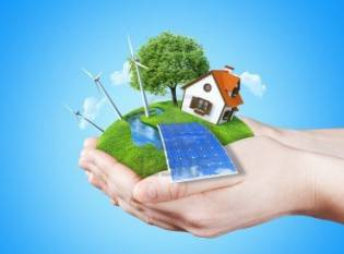 Україна переходить на альтернативні джерела енергії