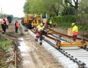 Подъемочный ремонт железнодорожных путей теперь у нас по выгодной цене!