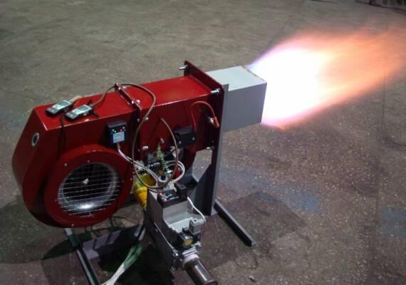 Как выжить предприятиям без природного газа!!! Горелки серии  КП-..Б-..ПБ для сжигания Пропан-Бутана.