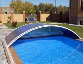 Недорогі накриття для басейнів вже у продажу!